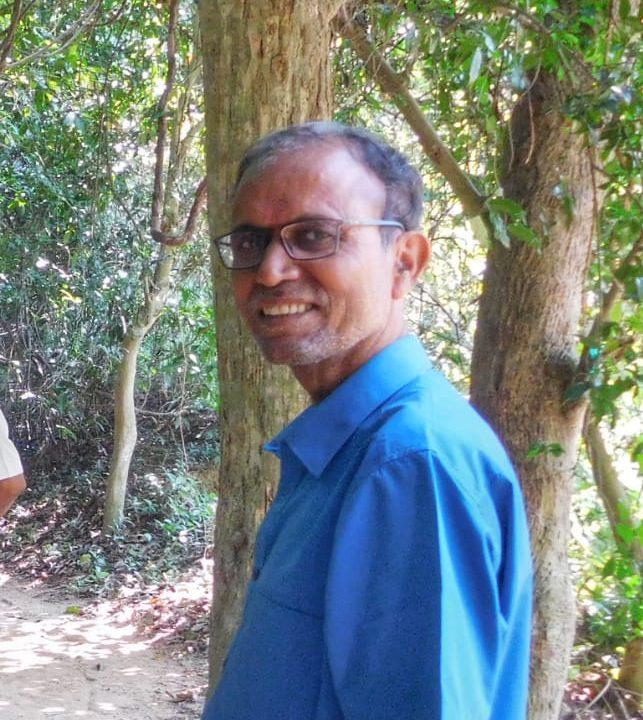Dr. Manas Mukhopadhyay